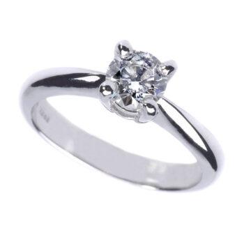 Μονόπετρα διαμάντι για πρόταση