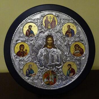 Εικόνα Ασημένια Βίος Χριστού - Eshop monopetro.com.gr