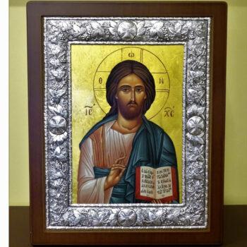 Εικόνα Ασημένια Χριστός