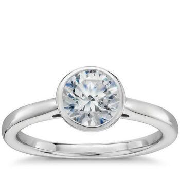 Μονόπετρο με διαμάντι η αίσθηση της φύσης