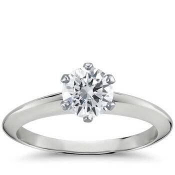 Μονόπετρο δαχτυλίδι για πρόταση