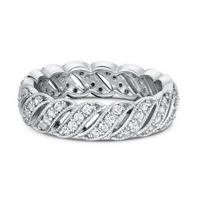 Δαχτυλίδι λευκόχρυσο με μπριγιάν - Monopetro 19e332920b1