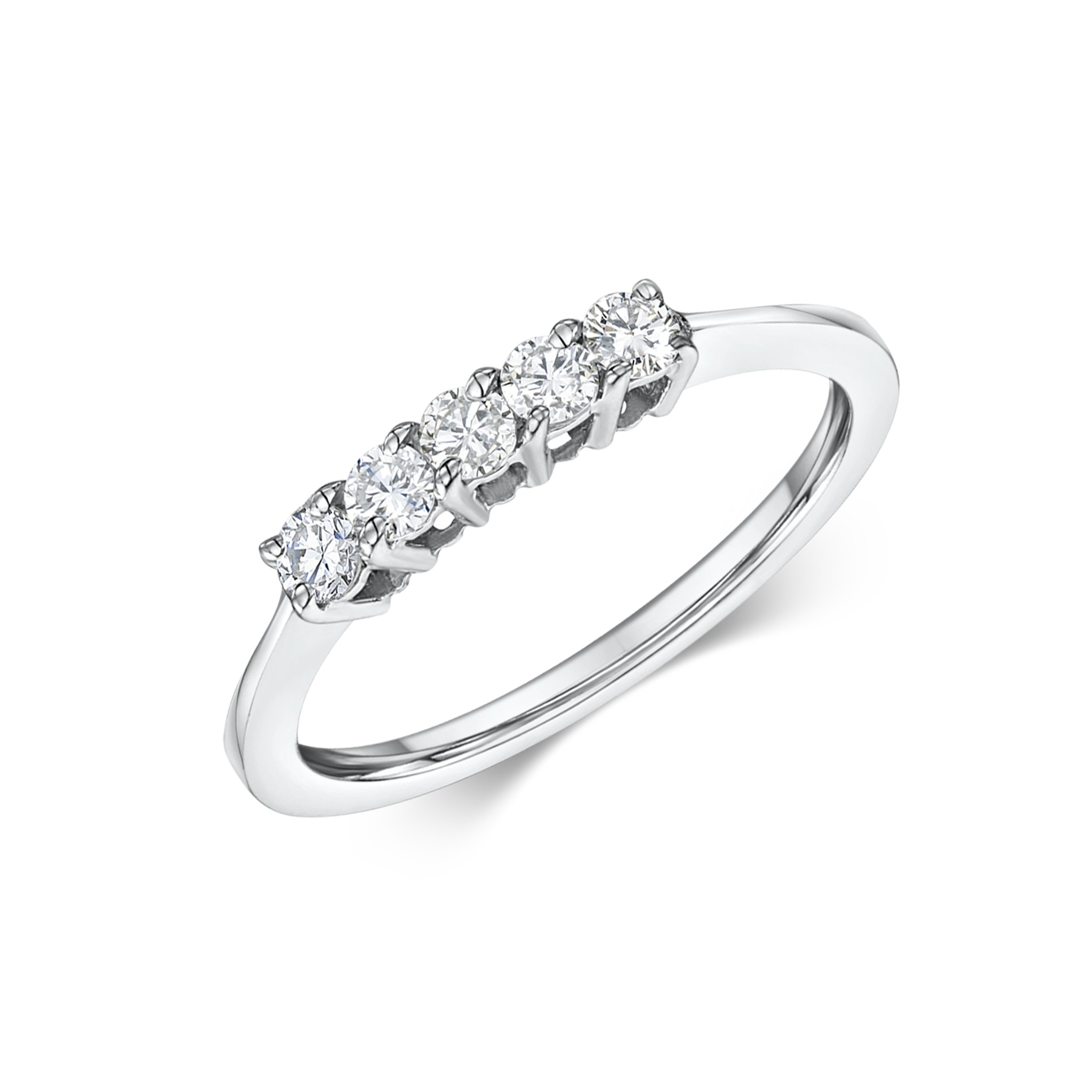 60bb20378b μισόβερο σειρέ δαχτυλίδι με μπριγιάν