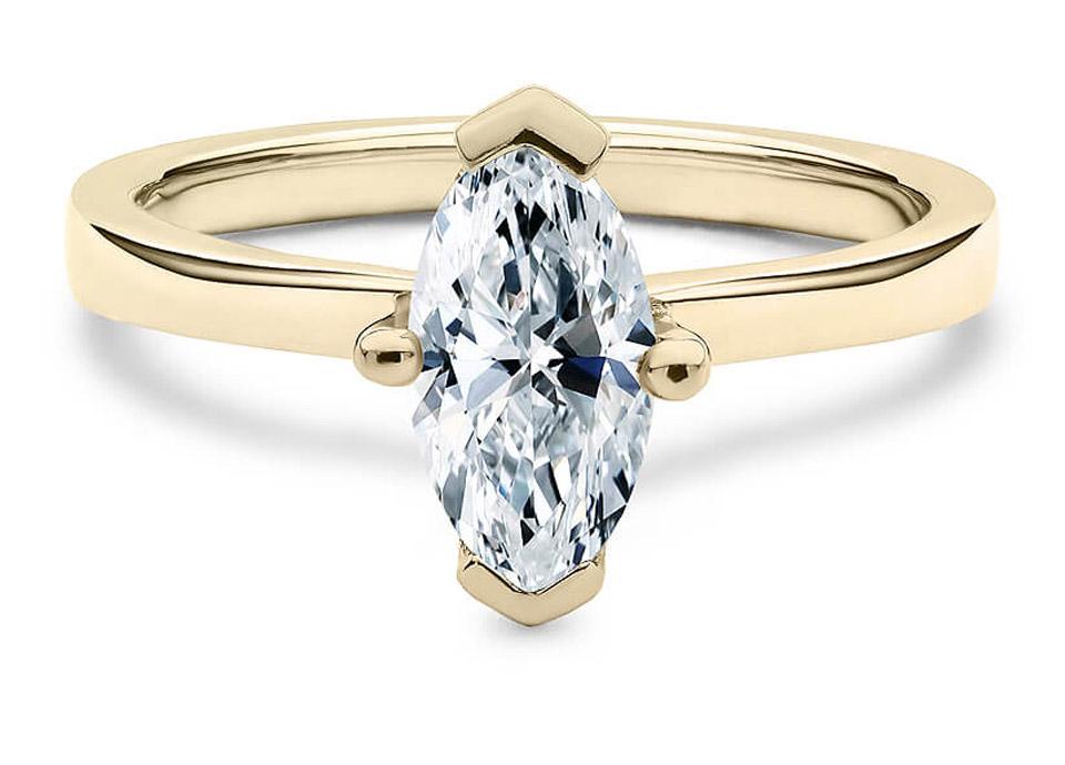 Vintage μονόπετρο δαχτυλίδι με διαμάντι 01f94c3158a