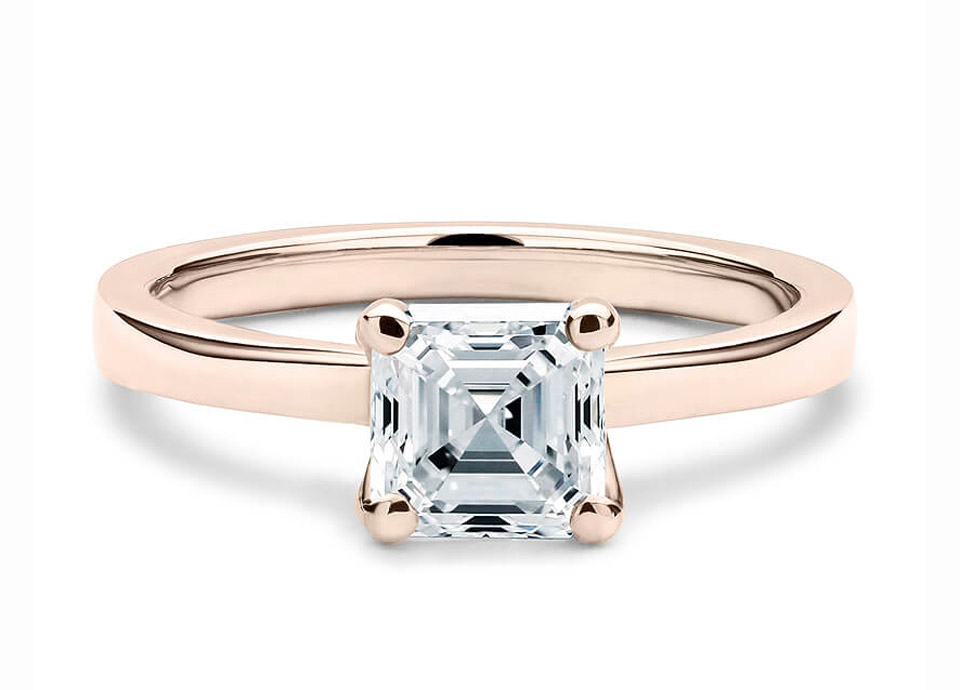 μονόπετρο δαχτυλίδι σε ροζ χρυσό a92237ba512