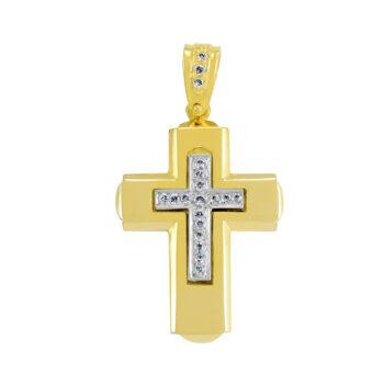 Σταυροί βάπτισης μασίφ