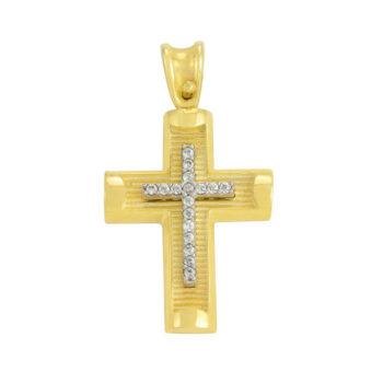 Χρυσοί σταυροί βάπτισης