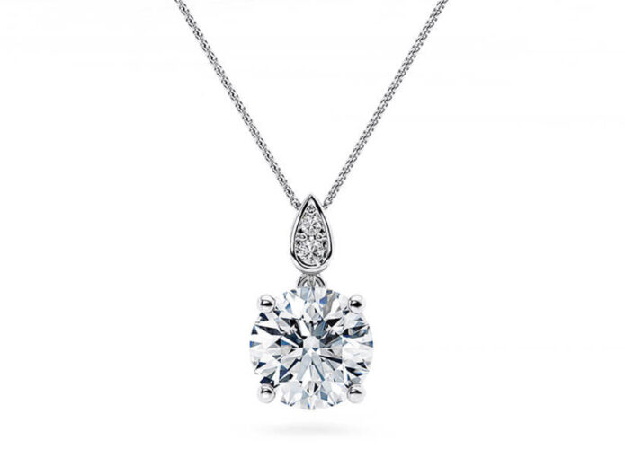 λευκόχρυσο μονόπετρο διαμάντι υψηλής ποιότητας - monopetro.com.gr