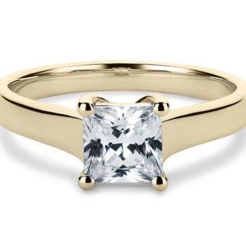 Εντυπωσιακό μονόπετρο δαχτυλίδι με διαμάντι - Monopetro Ketsetzoglou Exclusive Jewelery