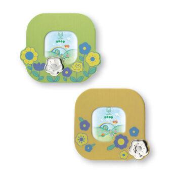 Παιδική κορνίζα ασημένια για δώρο - Online eshop Ketsetzoglou.com